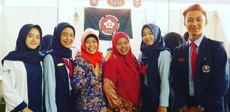 HIMAMIKA Melaksanakan Sosialisasi Tentang Profil Program Studi Negeri yang Berada di FPIPS UPI terhadap Siswa SMK Negeri 9 Bandung