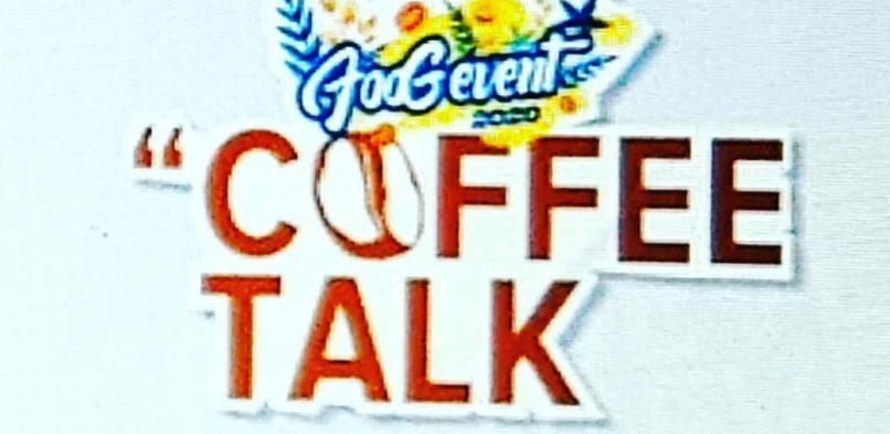 """Para Mahasiswa Program Studi Manajemen Industri Katering Melaksanakan Kegiatan FooGevent 2020 : """"Coffee Talk"""" pada Minggu, 13 Desember 2020"""