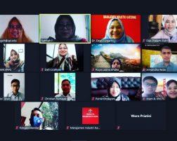 Prodi MIK Melaksanakan Rapat Perkuliahan Semester Genap Tahun 2021 pada 26 Januari 2021
